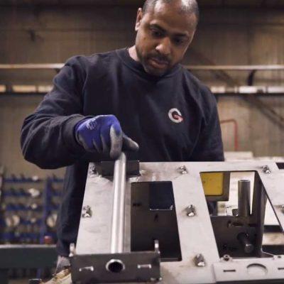 Grinand et son service industrialisation sont capables de répondre à la diversité et à la complexité des marchés pour de nombreux secteurs d'activités.