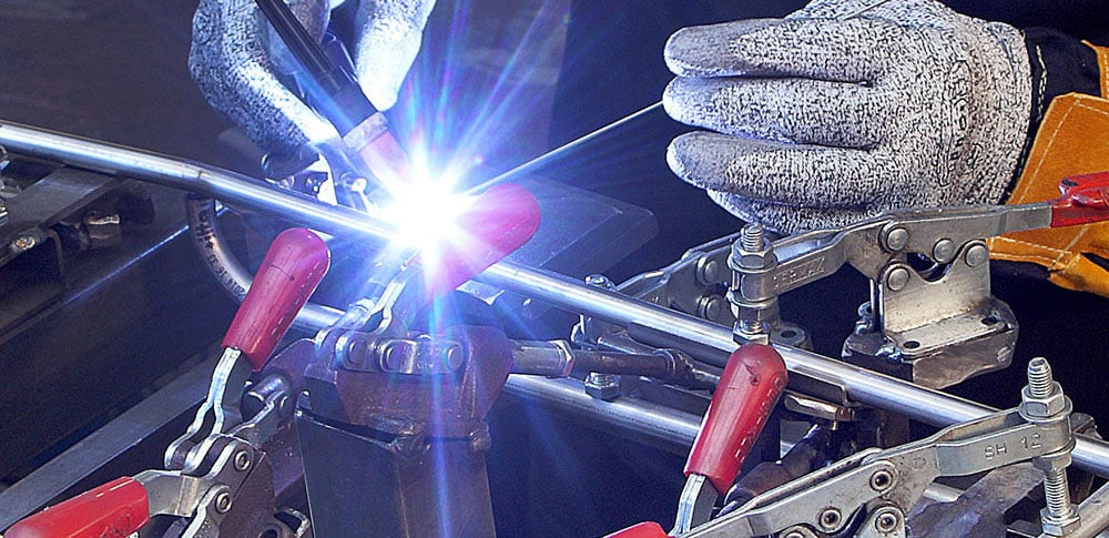 Grinand - Welding